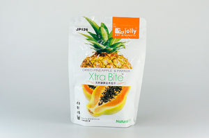 Jolly Xtra Bite Dried Pineapple & Papaya 30g - JP126