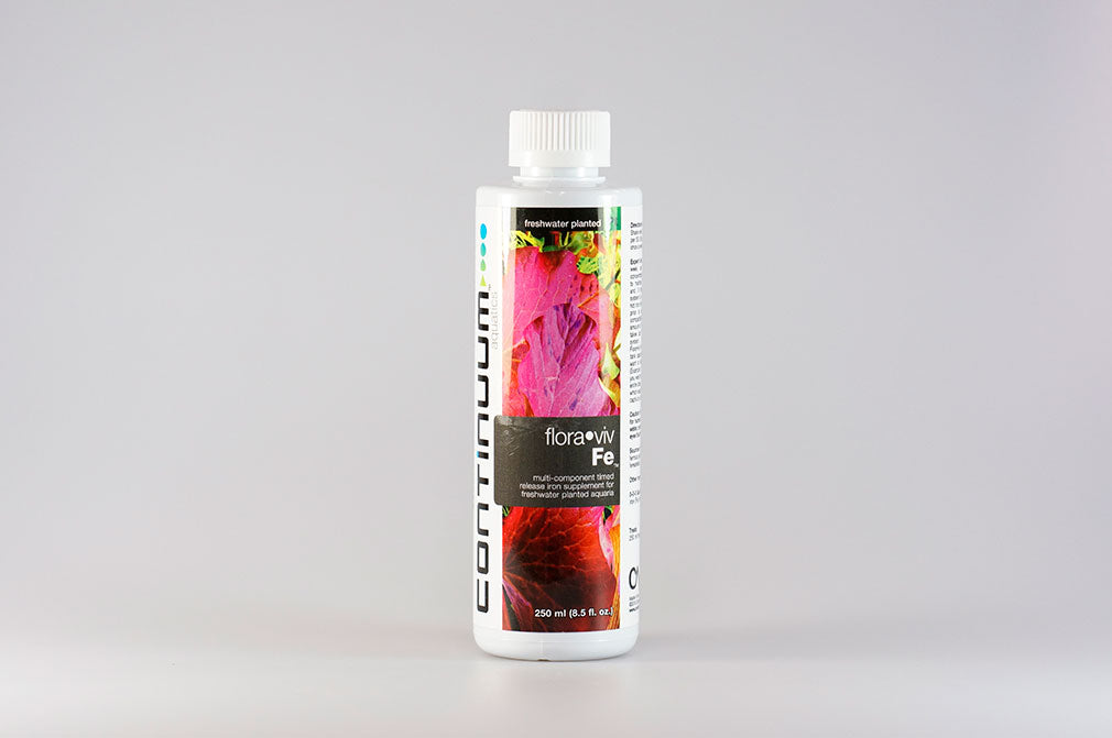 Continuum Aquatics Flora•Viv Fe 250ml