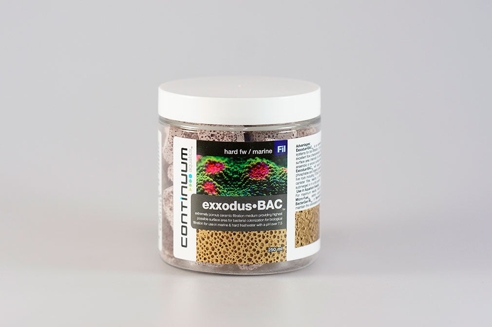 Continuum Aquatics Exxodus•BAC 250ml