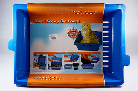 3 Tray Self Lifting Litter Box