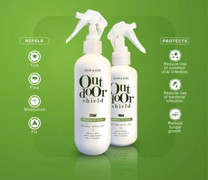 "Ense & Essy Essential Oil Repellent ""Outdoor Shield"" 100ml"