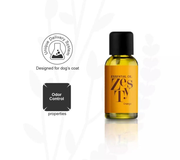 ENSE & ESSY Pet Essential Oil 'Zesty' 30ml
