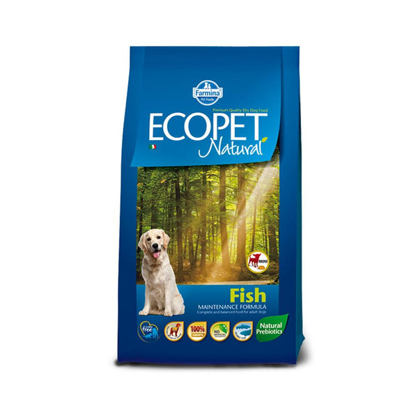 Ecopet Fish Mini Breed 2.5kg
