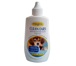 Gold Medal Clean Ears Dog Ear Cleanser 118ml