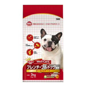 Well care French Bulldog 3kg