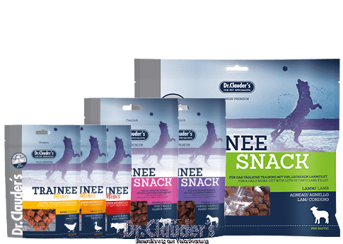 Dr Clauder's Trainee Snacks 80g