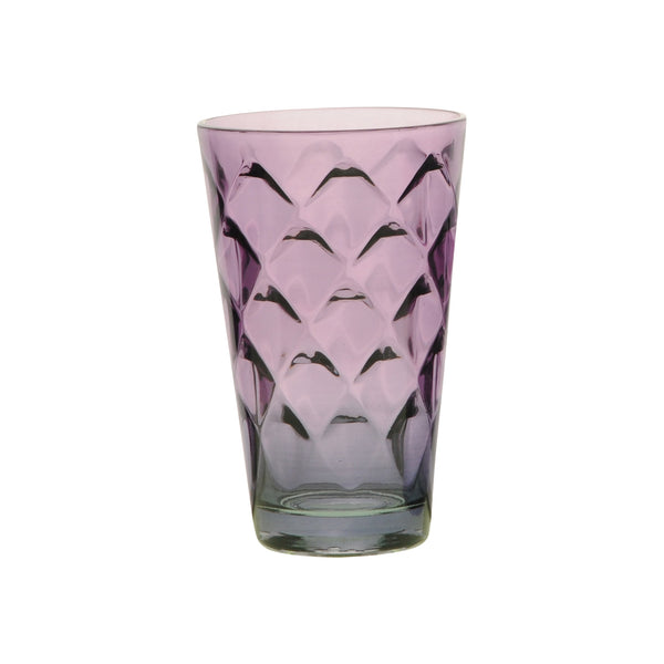 Water Glass Lozia, Violet.