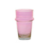 Tea Glass Beldi Color M, Rose