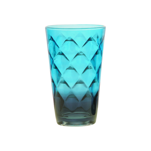 Water Glass Lozia, Aqua. D7,5 x H12 cm
