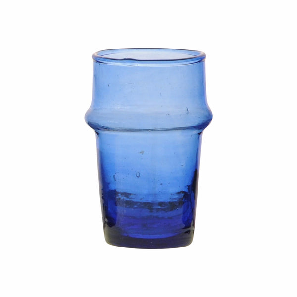 Tea Glass Beldi Blue S