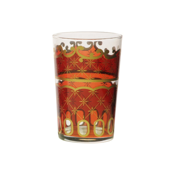 Tea glass Nejma, Cognac