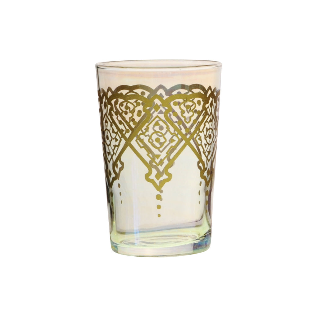 Tea glass Punto, Iris