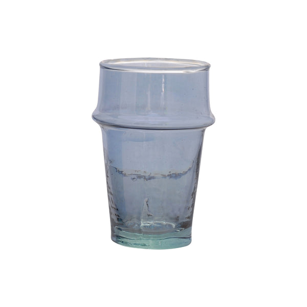 Tea Glass Beldi Color M, Light Grey