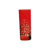 Watter Glass Dotty, Red