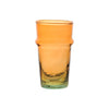 Water Glass Beldi XL, Orange