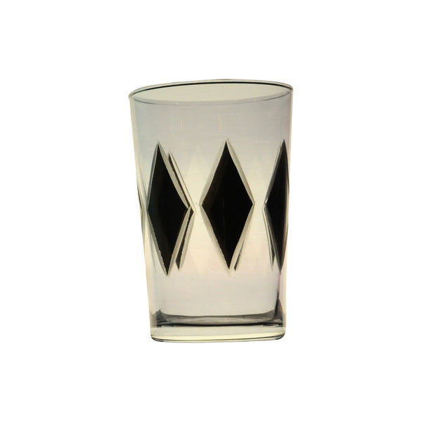 Tea Glass Diamond, Smoke