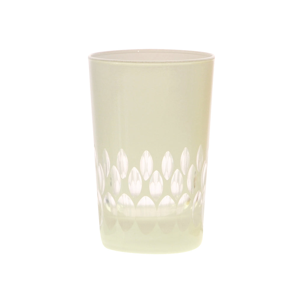 Teeglas Ellipse, white