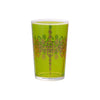 Tea glass Henna Berrad, Light Green