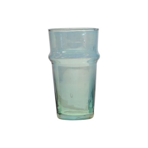 Water Glass Beldi XL, Light Grey