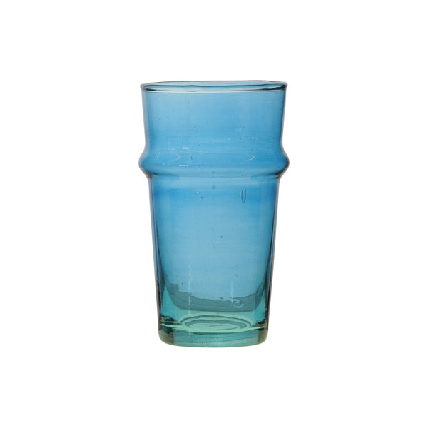 Water Glass Beldi XL, Blue
