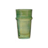 Water Glass Beldi XL, Green