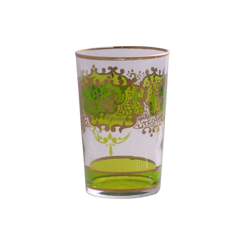 Tea glass Challa, Light Green