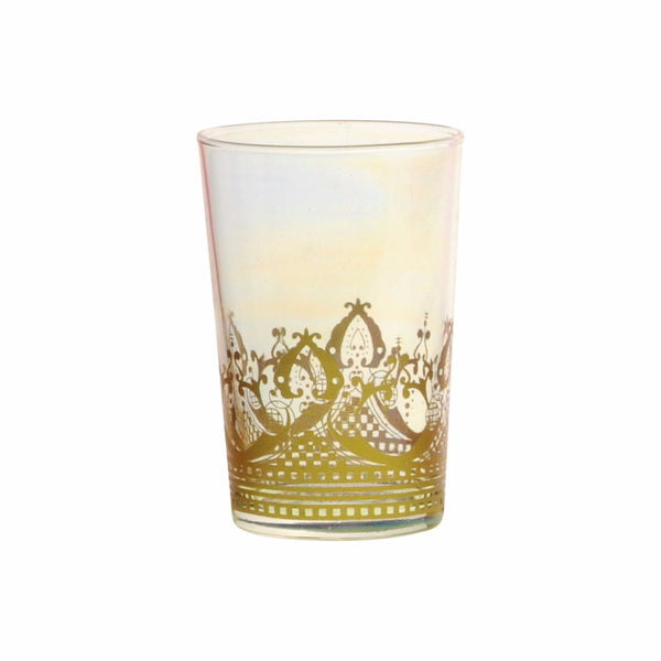 Tea glass Touareg, Iris