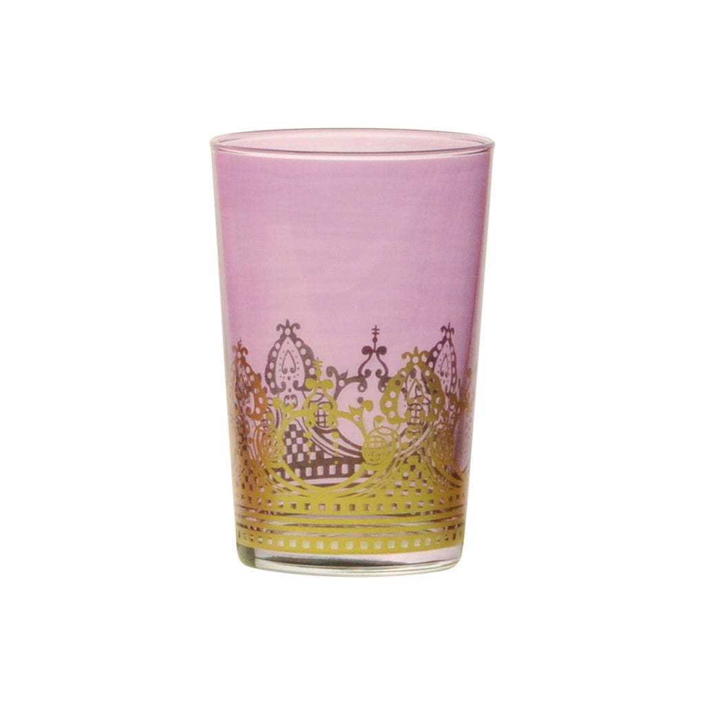 Tea glass Touareg, Violet