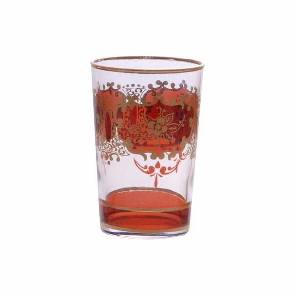 Tea glass Challa, Cognac