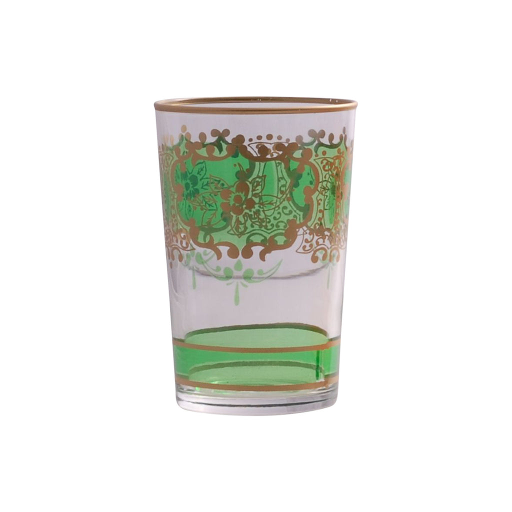 Tea glass Challa, Grass Green