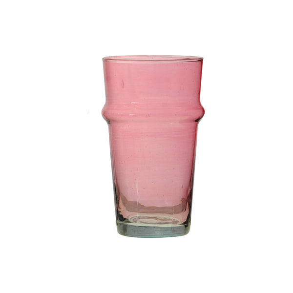 Water Glass Beldi XL, Rose