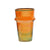 Tea Glass Beldi Gold M, orange