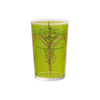 Tea glass Kandil, Light Green