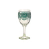 Wine Glass Lalla, Aqua