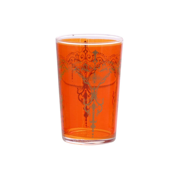 Tea glass Kandil, Orange