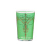 Tea glass Kandil, Grass green