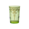 Tea glass Morjana Palais, Light Green