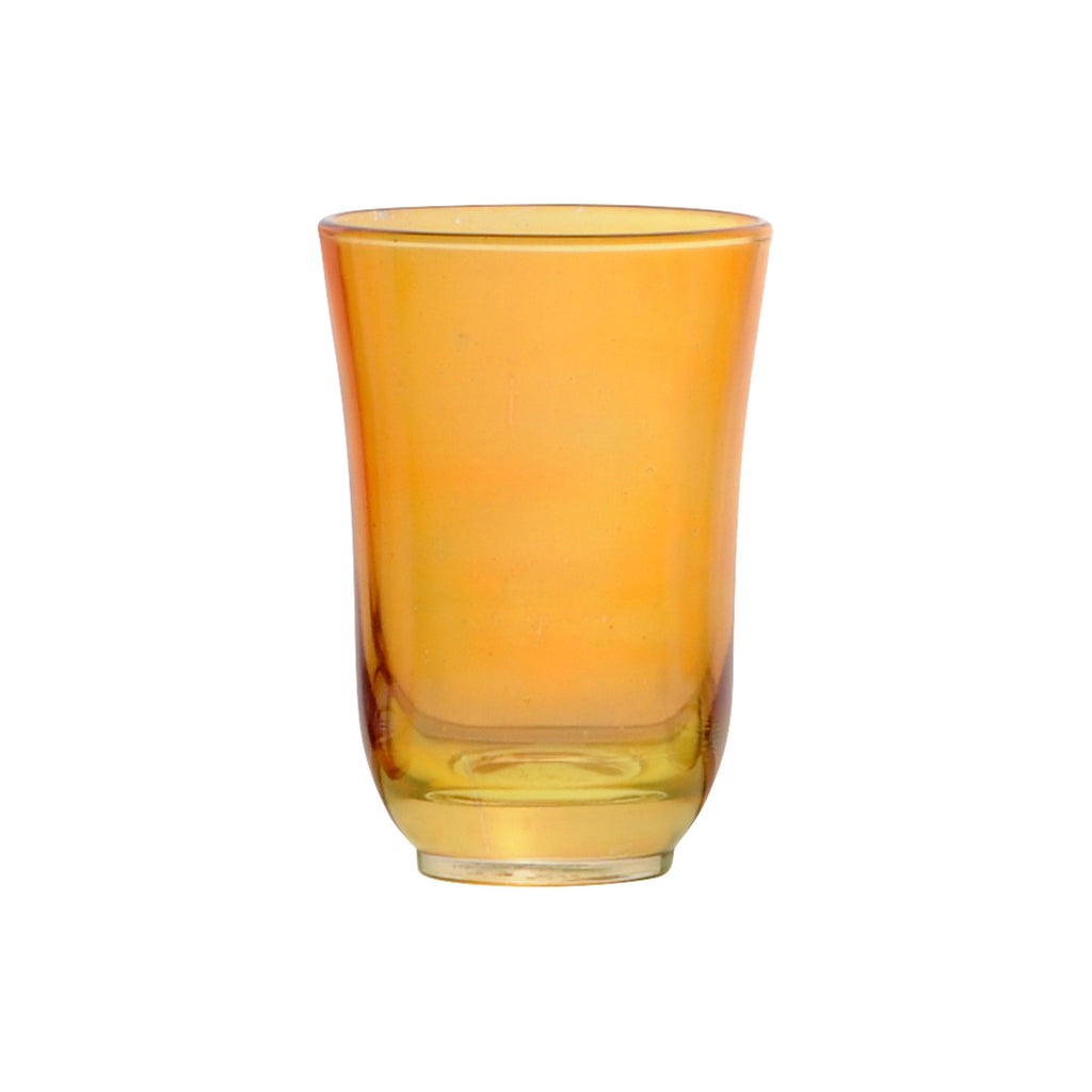 Tea glass Ankara Orange