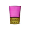 Tea Glass Tila Gold, Pink