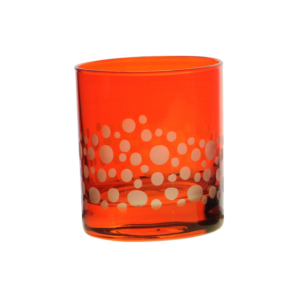 Tumbler Dotty, Orange