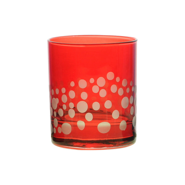 Tumbler Dotty, Red