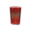 Tea glass Henna Berrad, Cognac