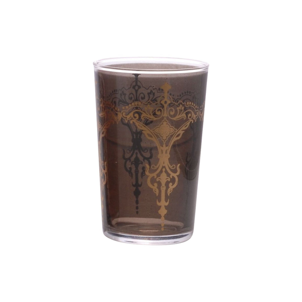 Tea glass Kandil, Smoke