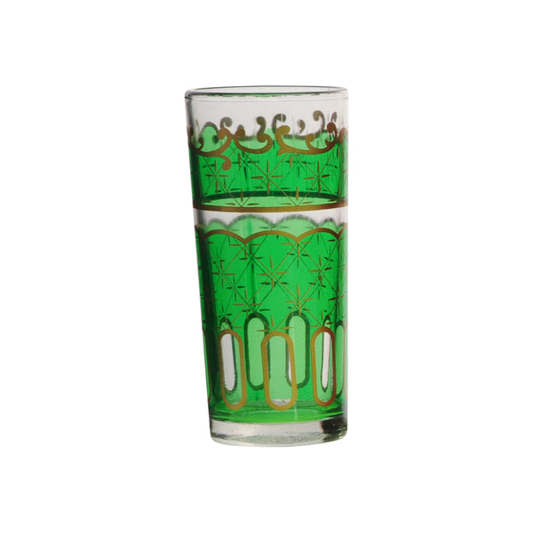 Water Glass Nejma, Grass Green