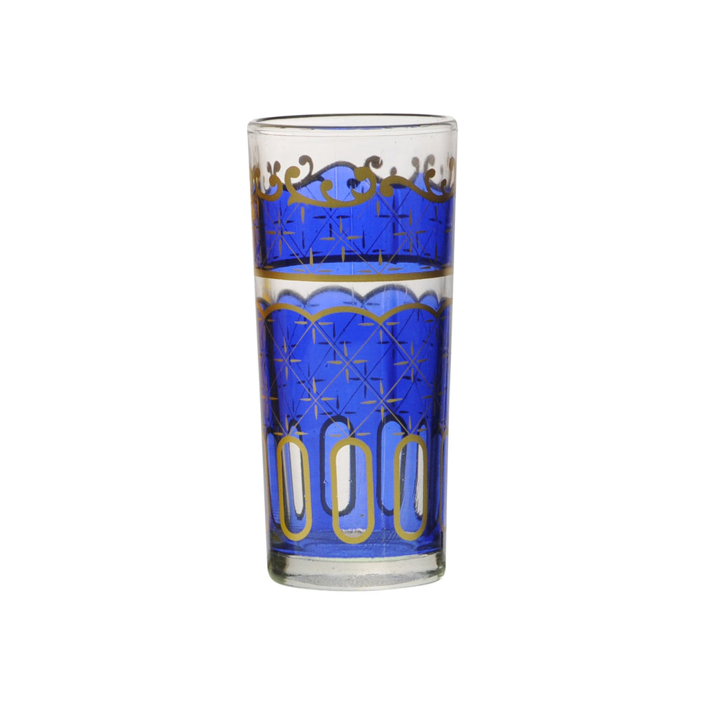 Water Glass Nejma, Royal Blue