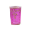 Tea glass Morjana, Pink