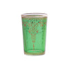 Tea glass Morjana, Grass Green