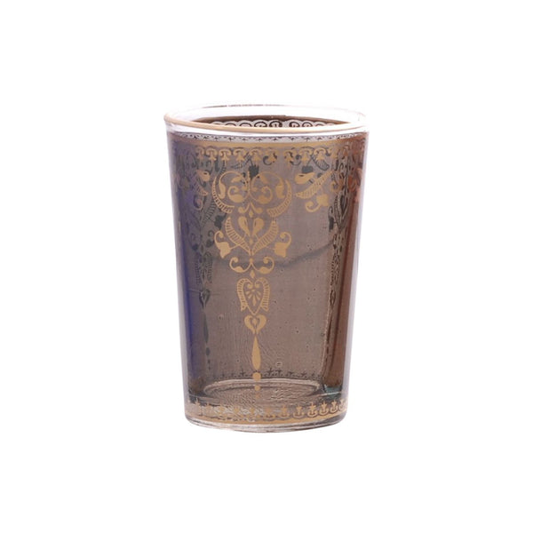 Tea glass Morjana, Smoke