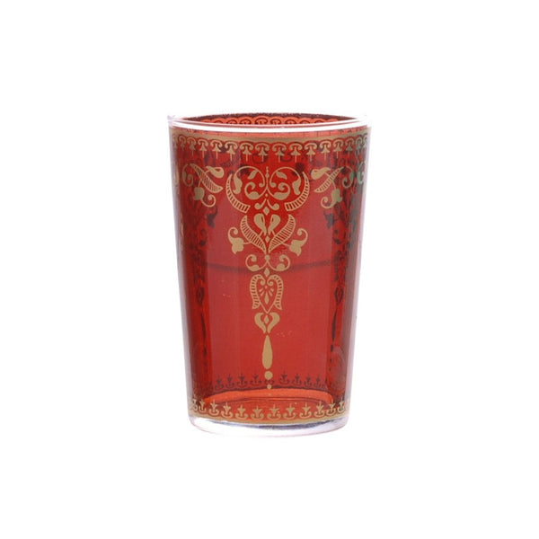 Tea Glass Morjana, Cognac