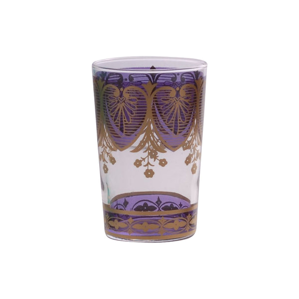 Tea glass Assif, Violet